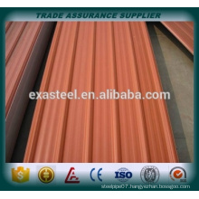 corrugated sheet price